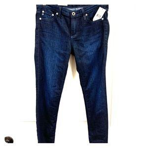 Adriano Goldschmied AG Stilt Cigarette Leg Jeans